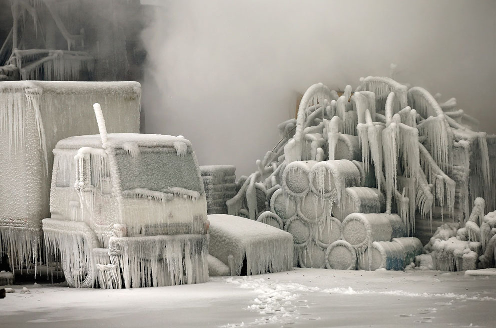 Chicago Freezing Fire