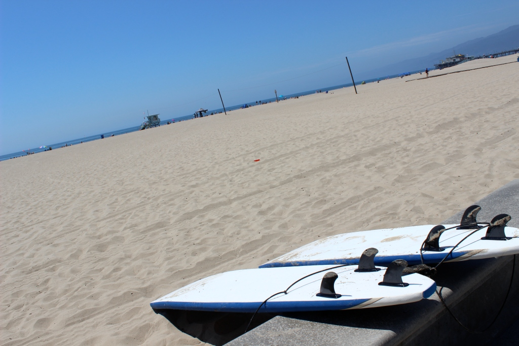 Venice Beach, Surfing, California