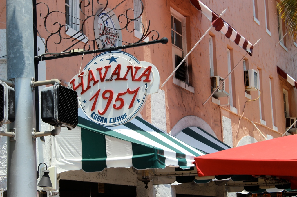 While this place was on the beaten path of South Beach's popular Espanola Way, the flavors and impeccable service did not disappoint.