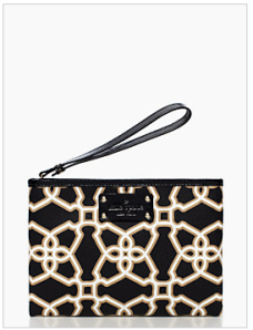 A wallet for all the time, a stylish clutch for nights out!